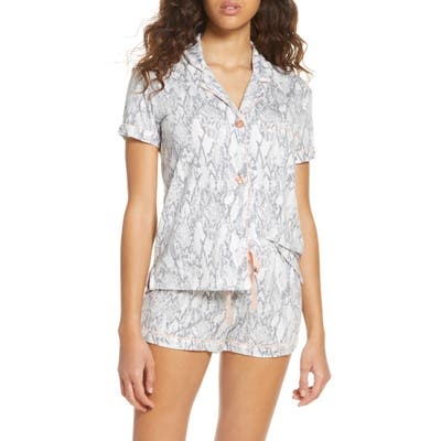 Pj Salvage Dream Short Pajamas, White