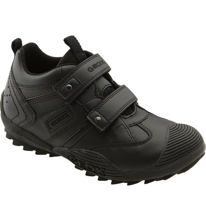 GEOX 'Savage' Sneaker, Main, color, 001
