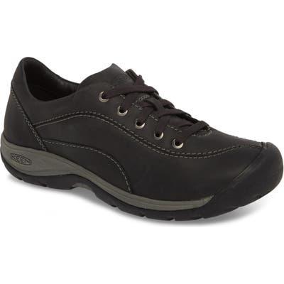 Keen Presidio Ii Sneaker- Black