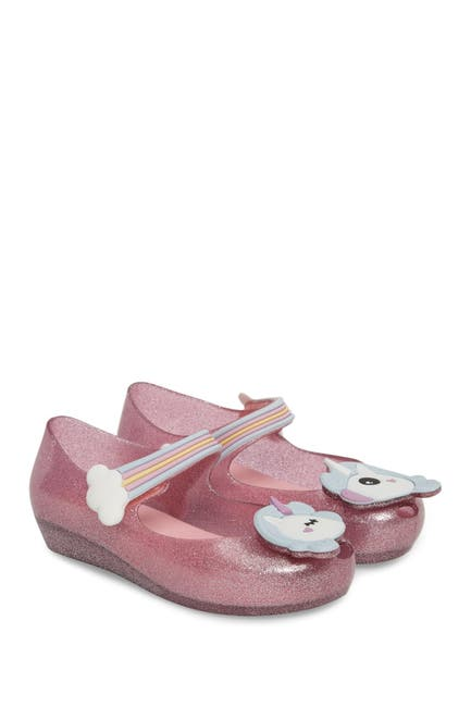 Image of Mini Melissa Ultragirl Unicorn Jelly Flat