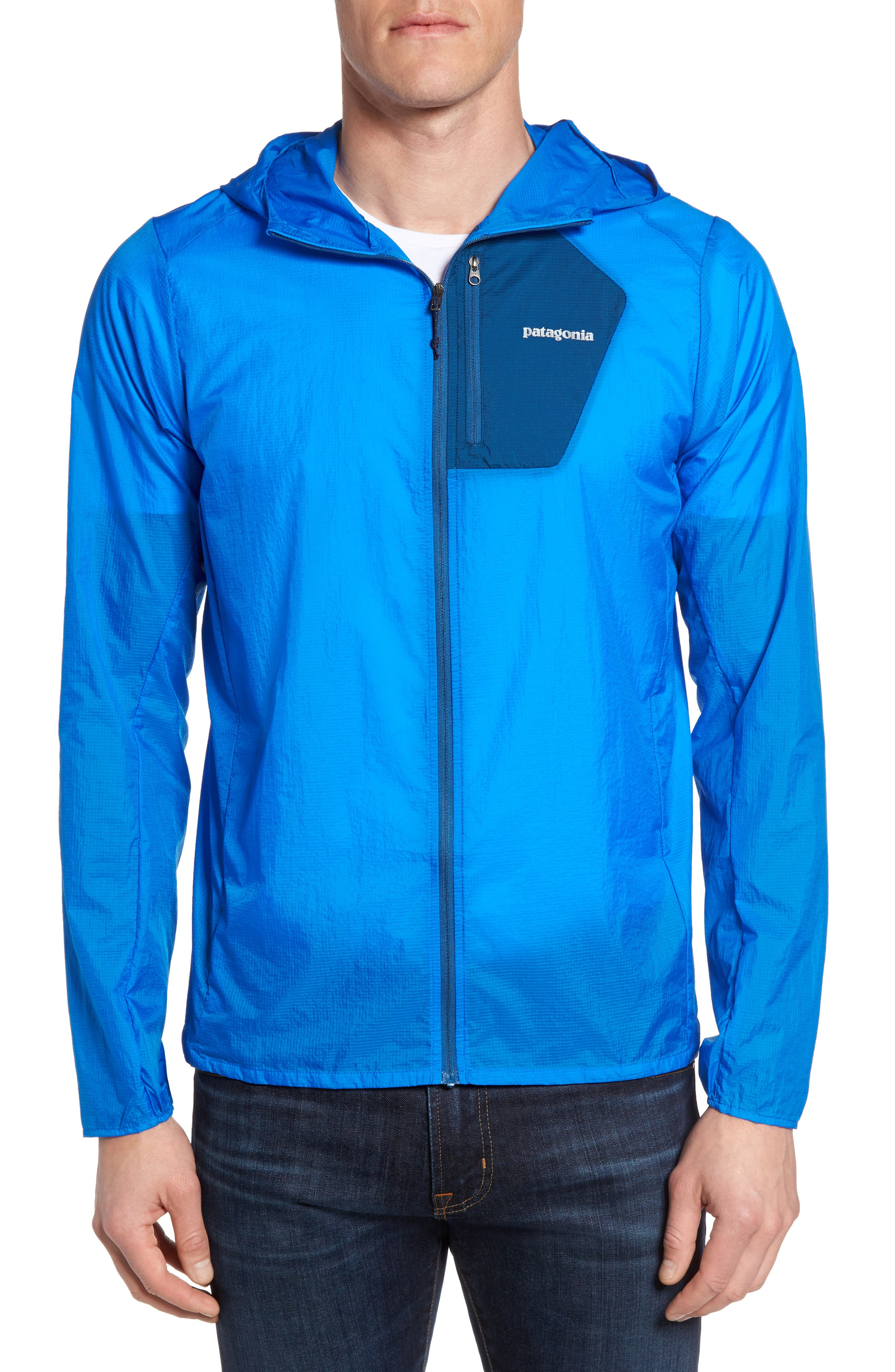 ,                             'Houdini' Slim Fit Water Repellent Hooded Jacket,                             Main thumbnail 83, color,                             405