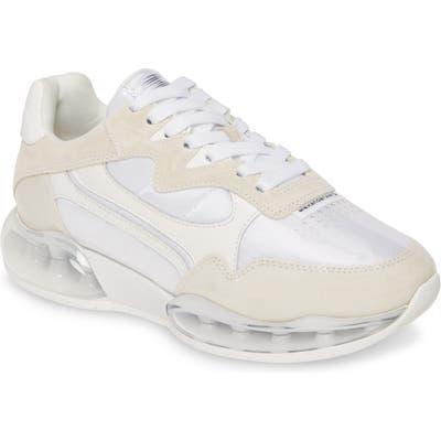 Alexander Wang Stadium Low Top Sneaker - White