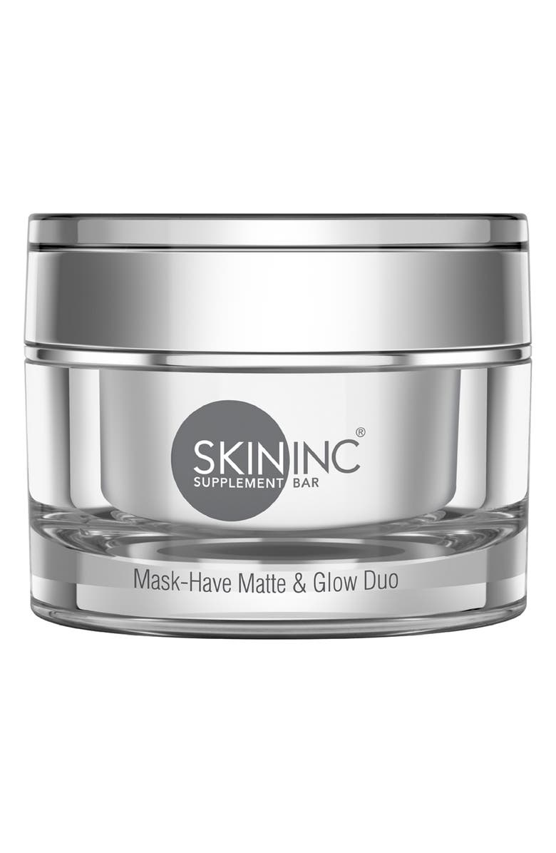 SKIN INC. Mask-Have Matte and Glow Duo, Main, color, NO COLOR
