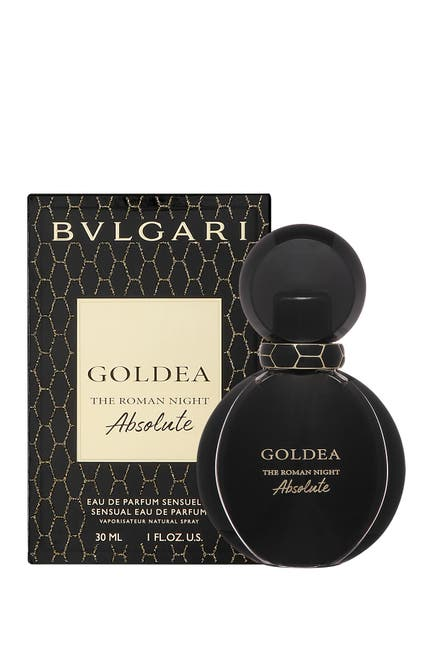 Image of Bvlgari Goldea The Roman Night Absolute Eau de Parfum - 1.0 fl. oz.