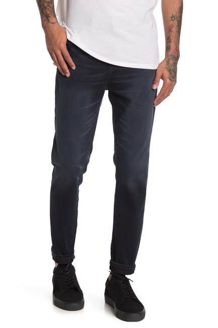 Image of True Religion Mick Faded Straight Leg Jeans