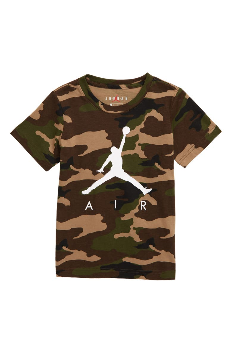 Jordan Jumpman Camo T Shirt (Big Boys) | Nordstrom