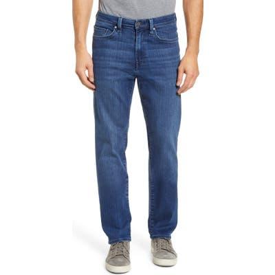34 Heritage Charisma Slim Straight Leg Jeans, Blue