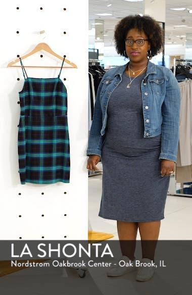 Plaid Minidress, sales video thumbnail