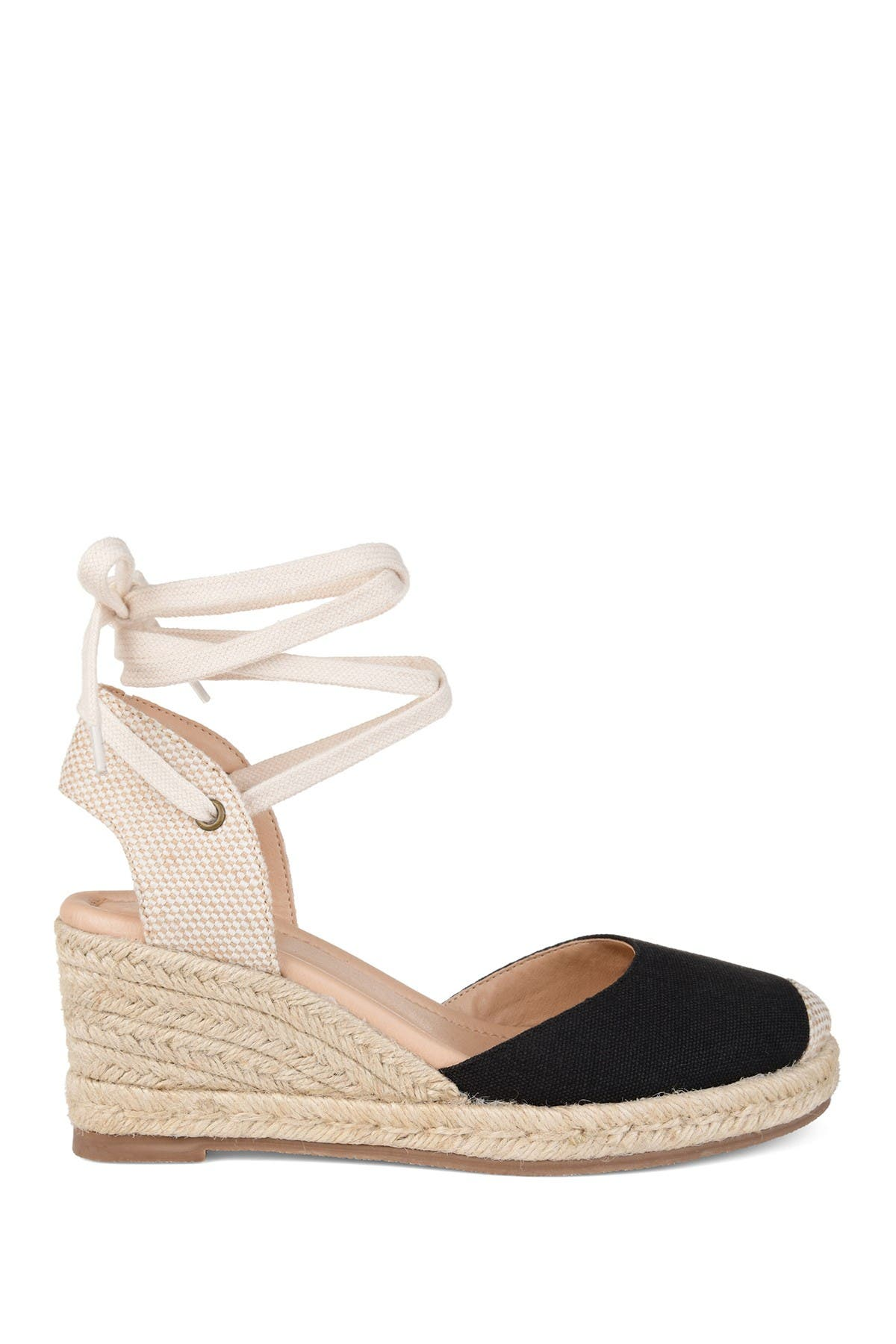 Image of JOURNEE Collection Monte Wedge Espadrille