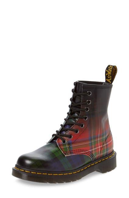 Image of Dr. Martens 1460 Tartan Plaid Boot