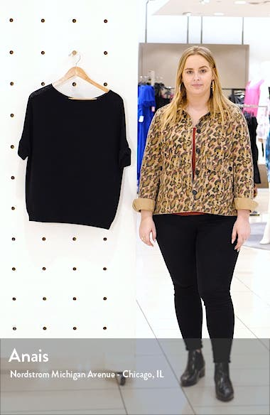 Cuffed Ribbed Sweater, sales video thumbnail