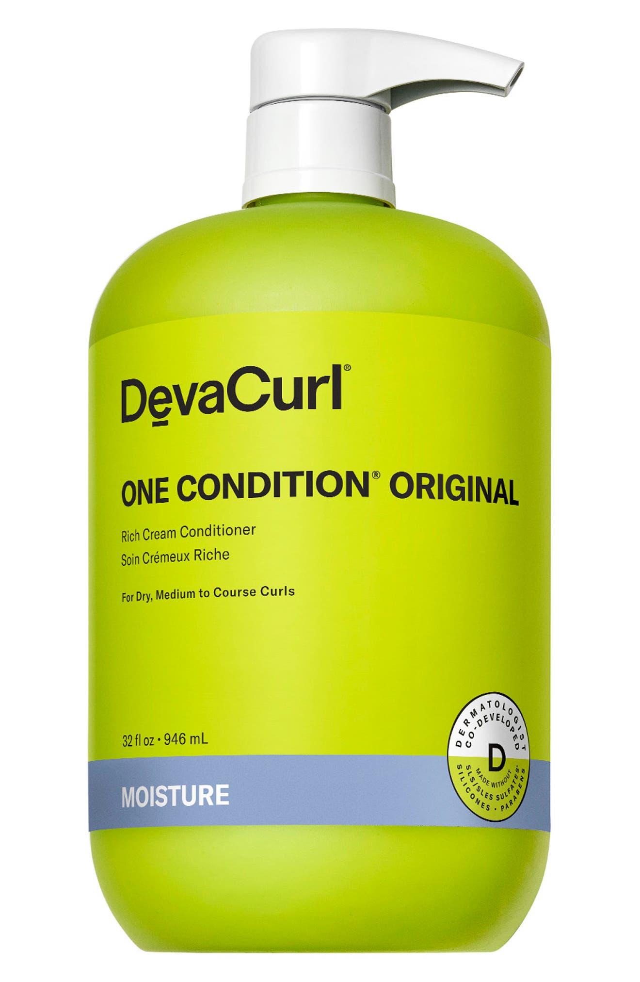 Devacurl Jumbo One Condition Original Rich Cream Conditioner