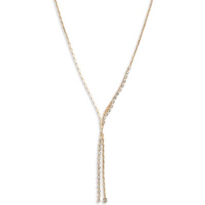 Something Navy Crisscross Necklace (Nordstrom Exclusive)