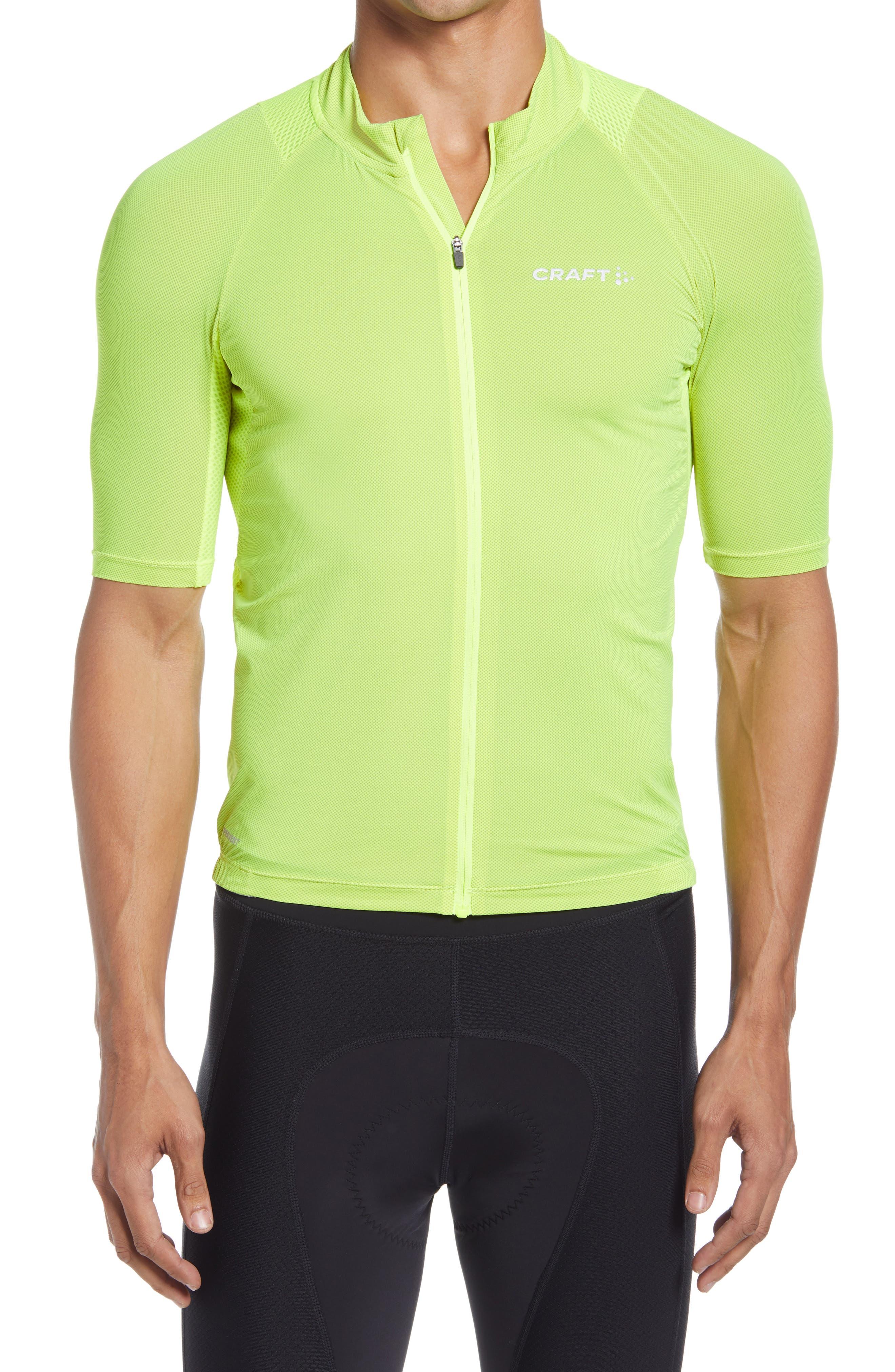 Men's Pro Endur Lumen Cycling Jersey