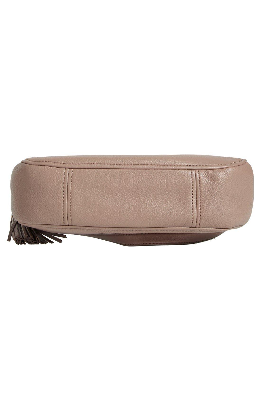 ,                             'Bedford Tassel - Medium' Convertible Leather Shoulder Bag,                             Alternate thumbnail 17, color,                             250