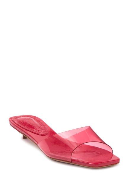 Image of Schutz Zora Kitten Heel Sandal