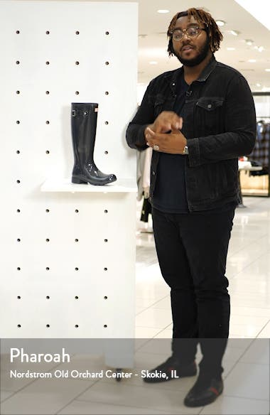 Original Tour Gloss Packable Rain Boot, sales video thumbnail