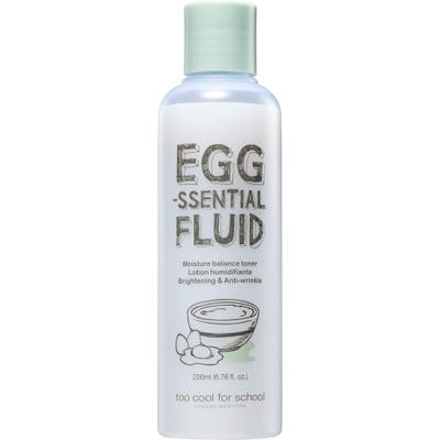 Too Cool For School Egg-Ssential Fluid Toner