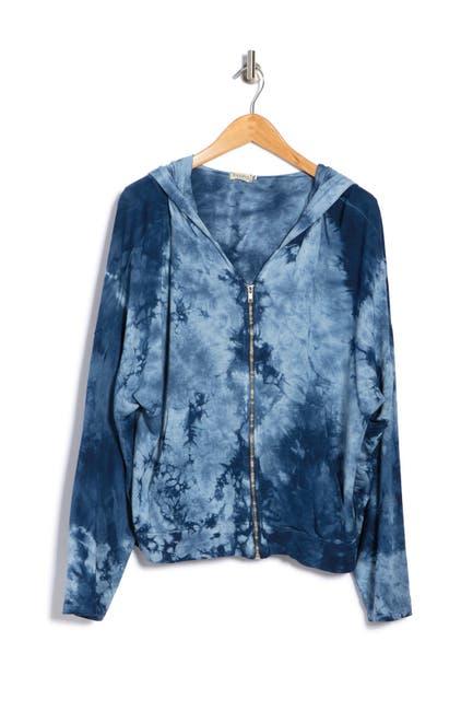 Image of Baea Tie Dye Zip Jacket