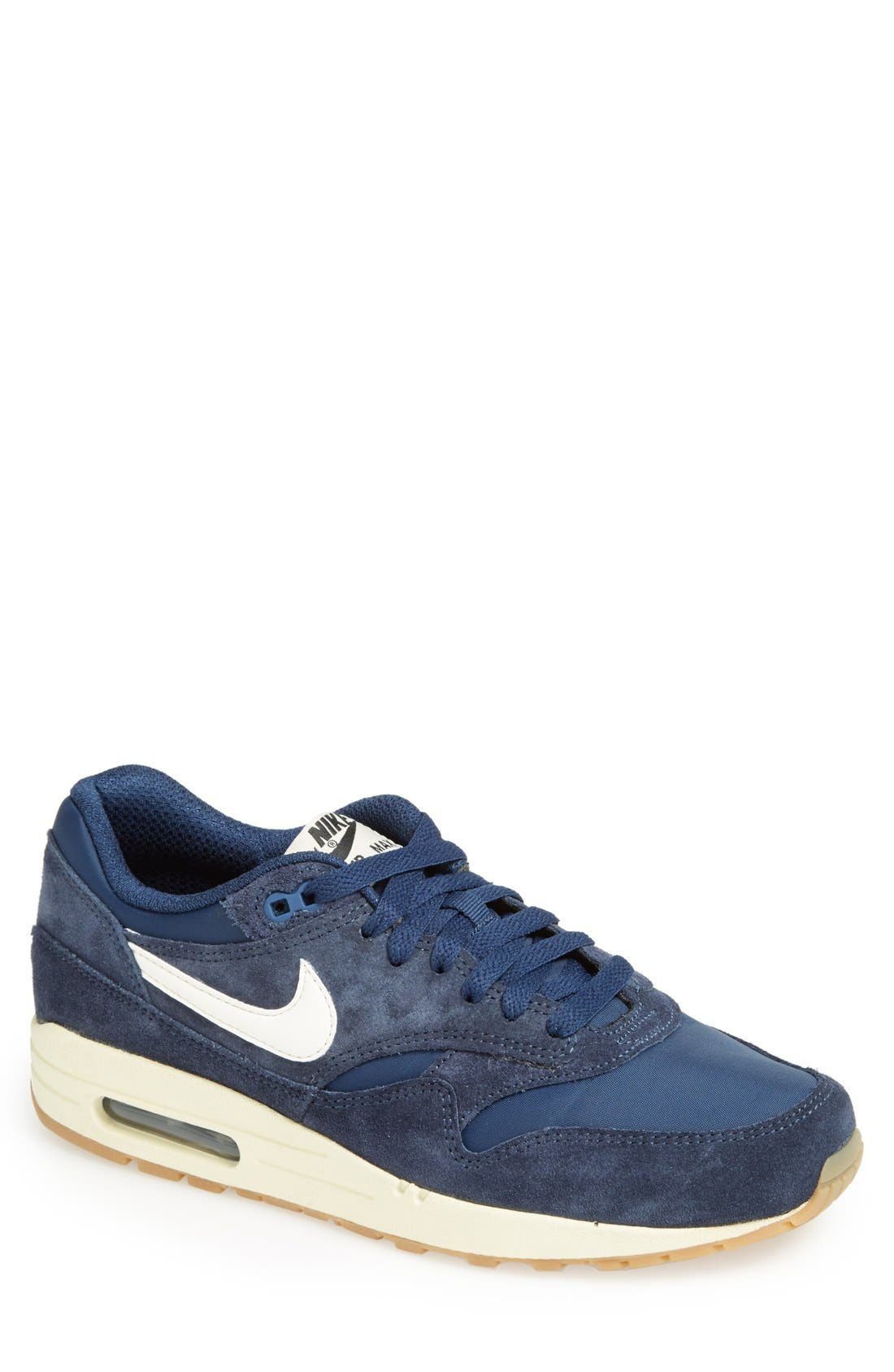 ,                             'Air Max 1 Essential' Sneaker,                             Main thumbnail 105, color,                             411