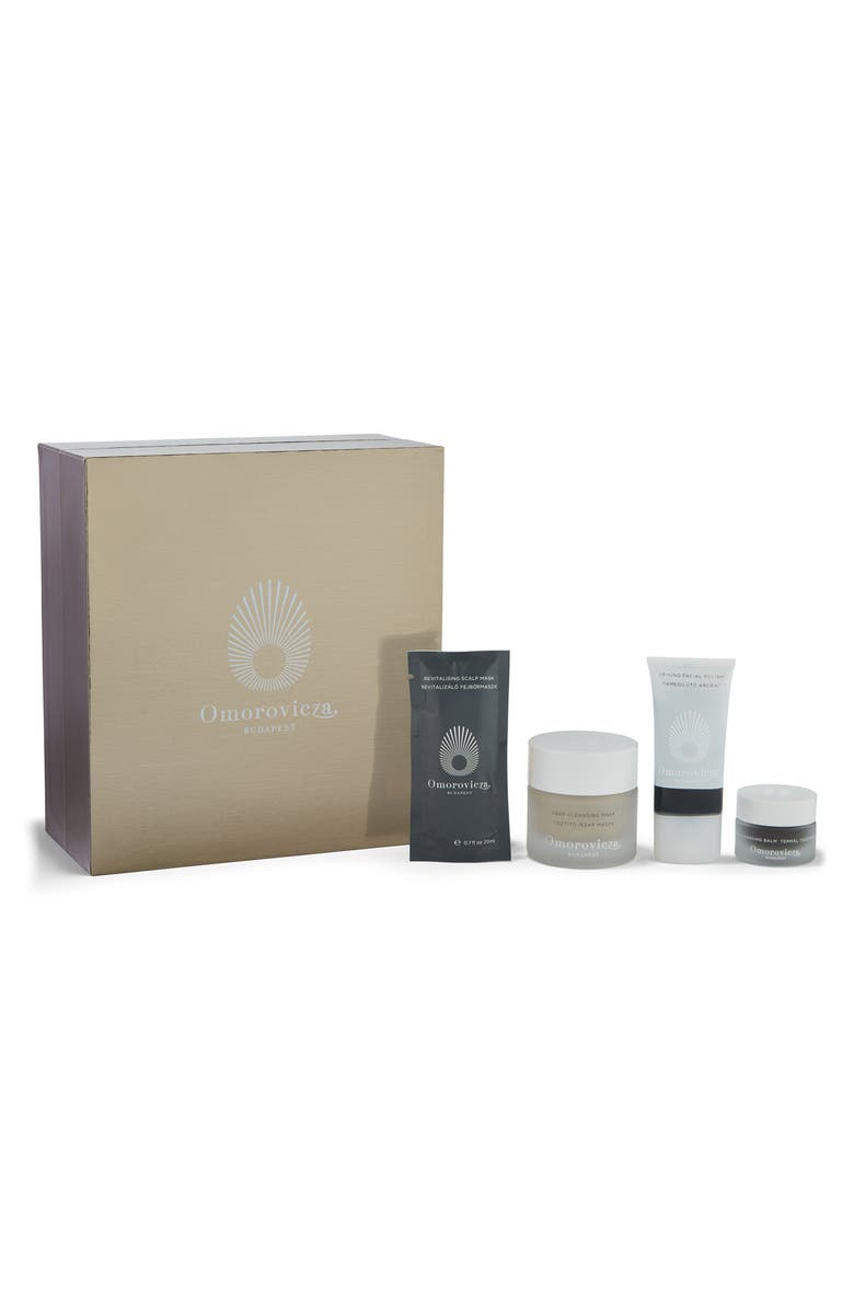 OMOROVICZA Mud Purify & Detox Set, Main, color, NO COLOR