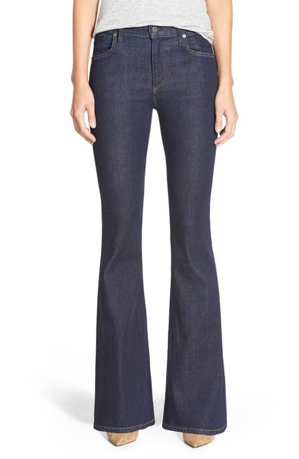 Image of Citizens Of Humanity 'Fleetwood' High Rise Flare Jeans