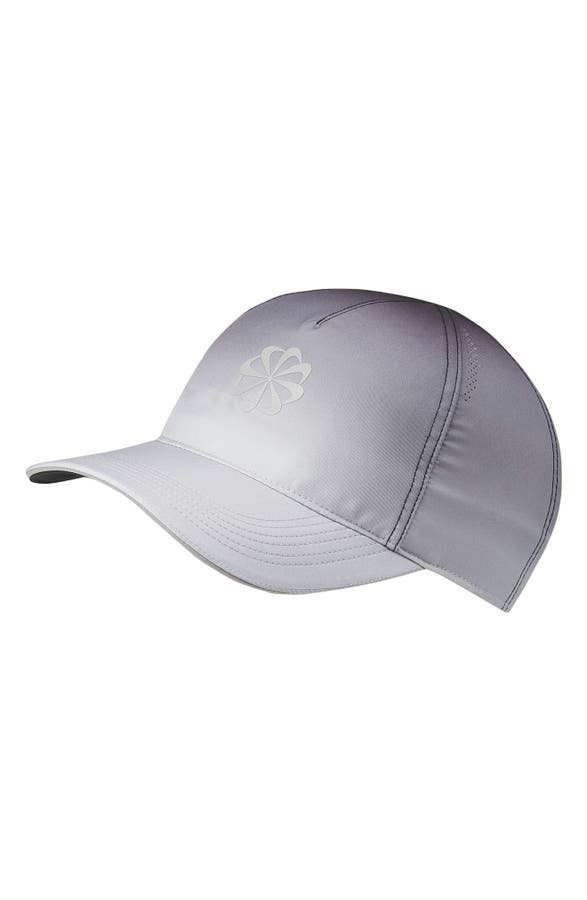 8807489ee3a6cc Nike Featherlight Baseball Cap - Grey In Atmosphere Grey | ModeSens