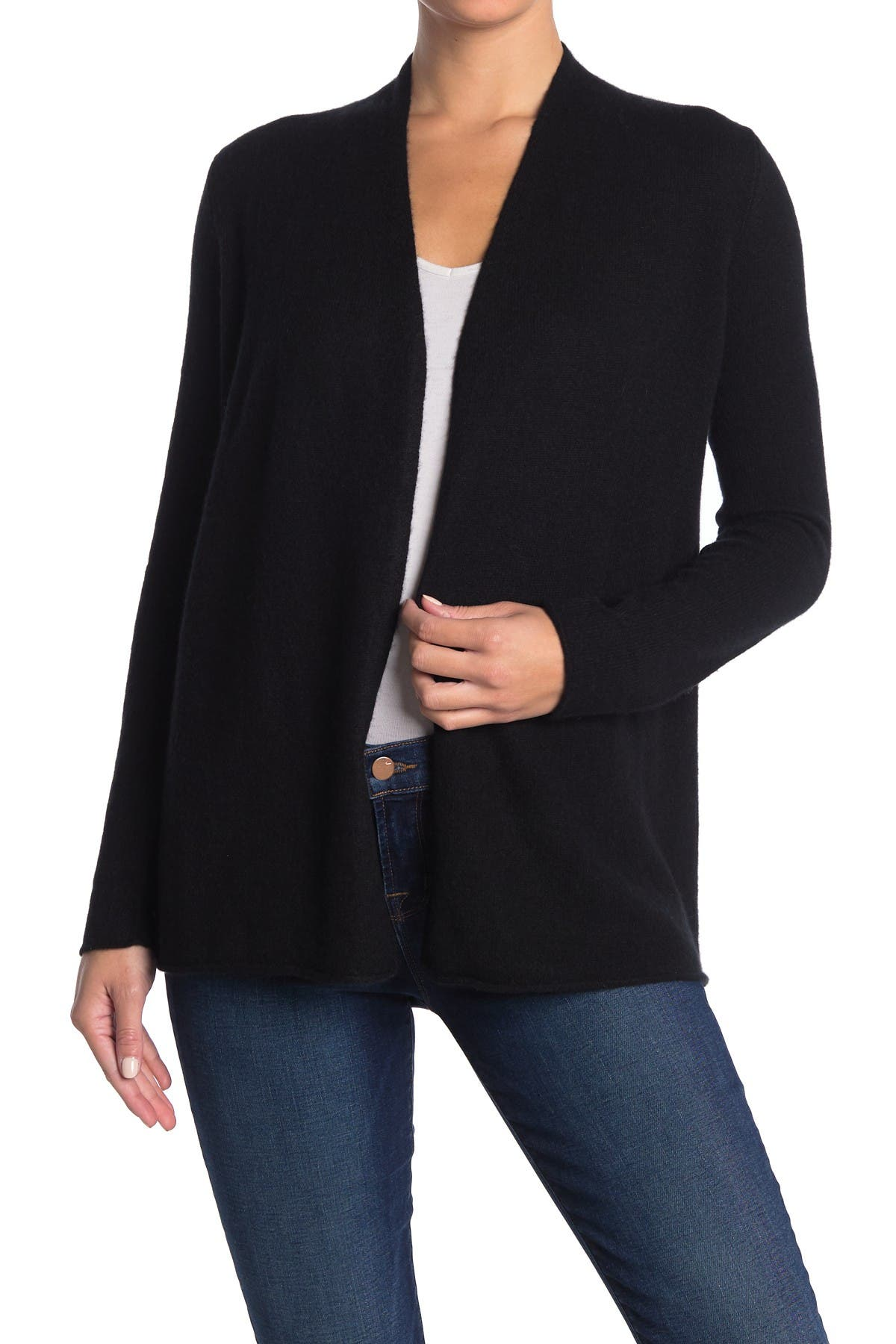 Image of GRIFFEN CASHMERE Cashmere Cardigan