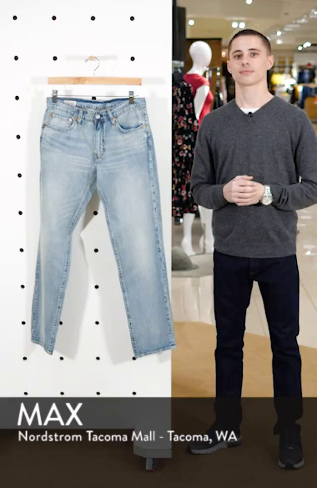 511<sup>™</sup> Slim Fit Jeans, sales video thumbnail