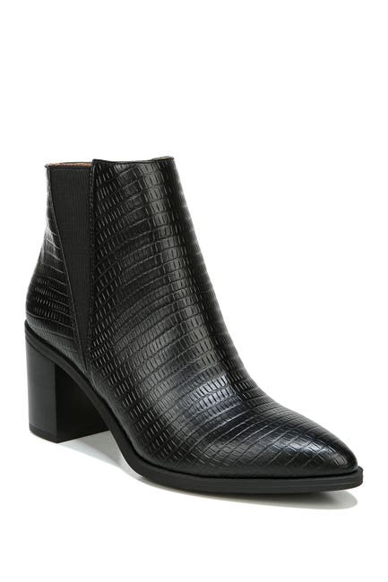 Image of Franco Sarto Bette Snake Embossed Bootie