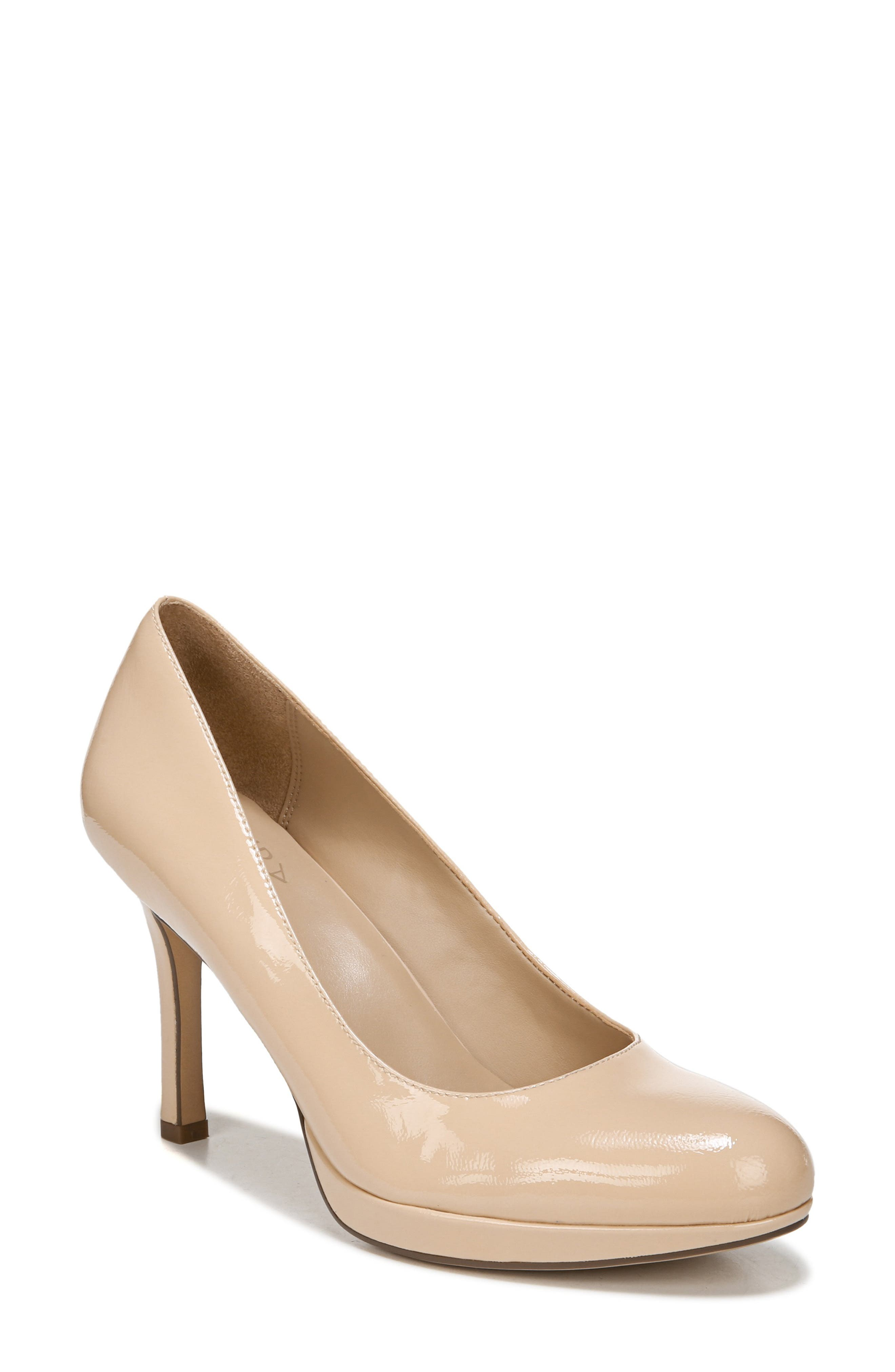Naturalizer Celina Almond Toe Pump N - Beige