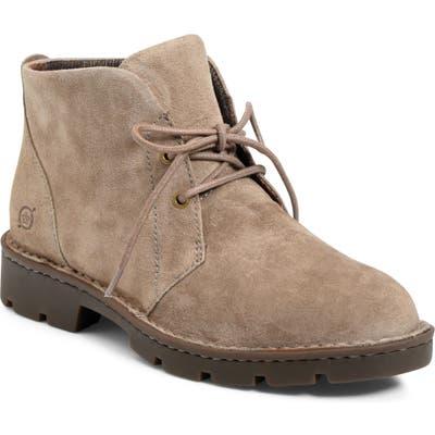B?rn Banni Desert Boot- Grey
