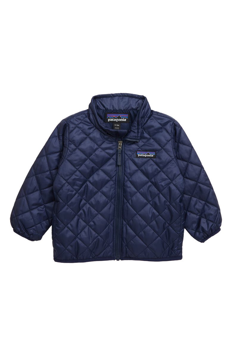 PATAGONIA Nano Puff<sup>®</sup> Quilted Water Resistant Jacket, Main, color, CNY CLASSIC NAVY