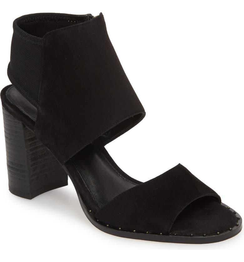 PELLE MODA Grey Sandal, Main, color, 001