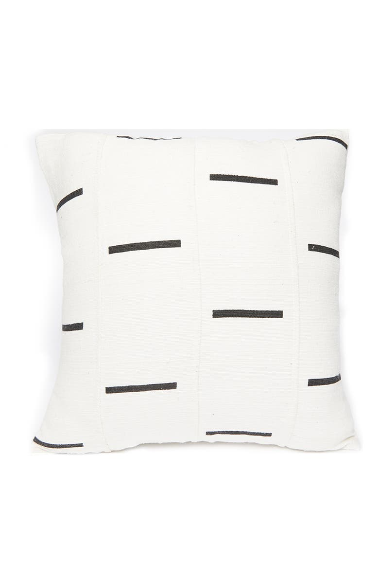 UNCOMMON JAMES BY KRISTIN CAVALLARI Read Between the Lines Pillow Cover, Main, color, 100