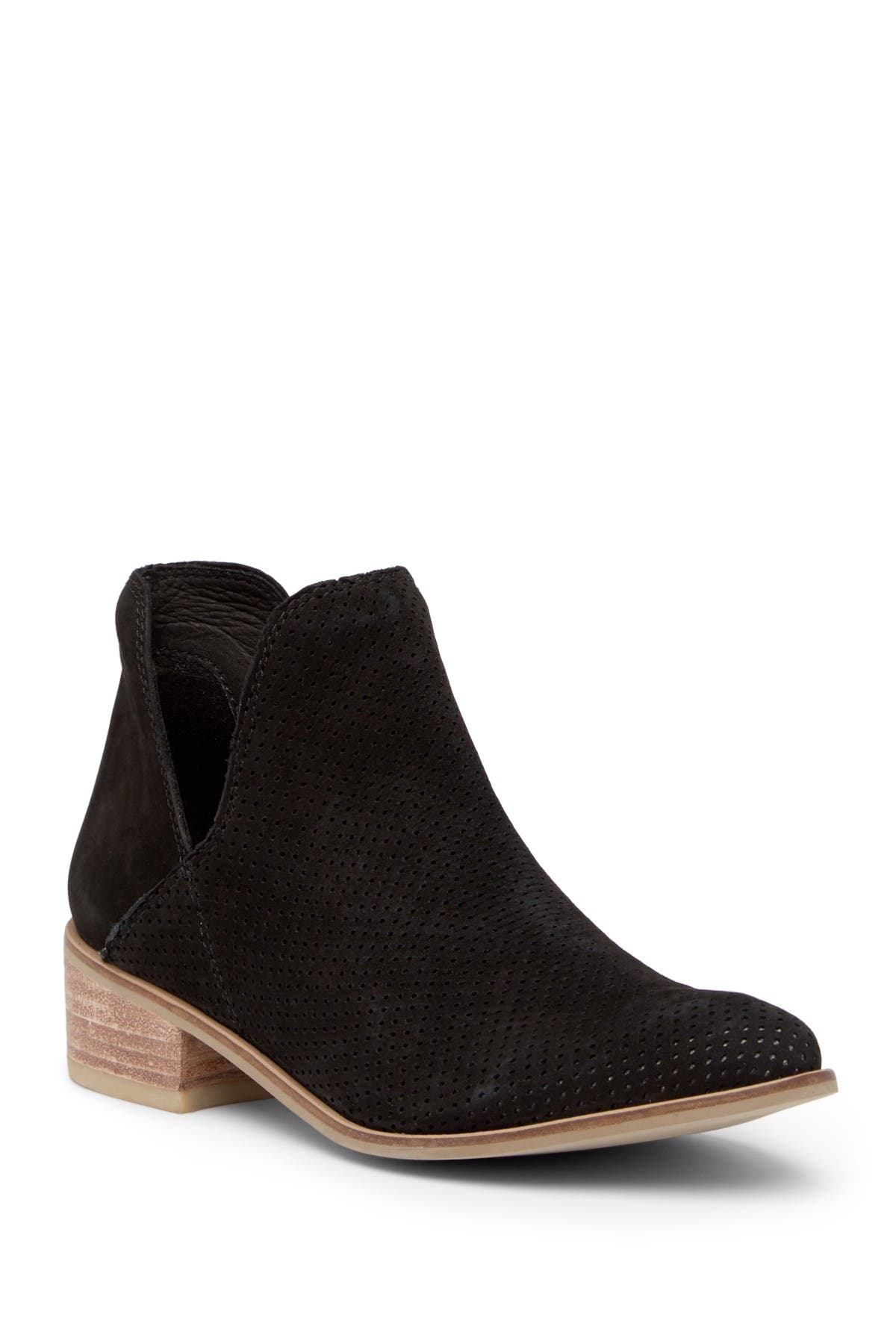 Image of Kaanas Thar Perforated Bootie