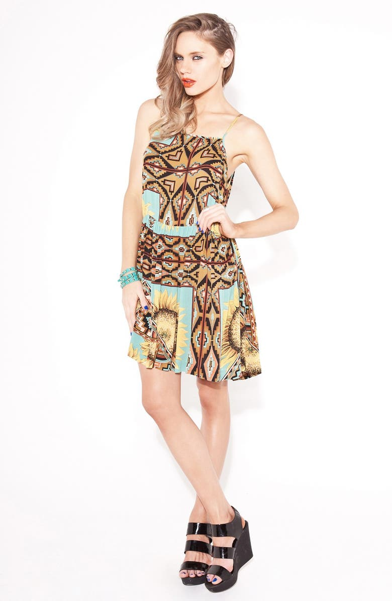 MINKPINK 'Ashbury' Sundress, Main, color, 200