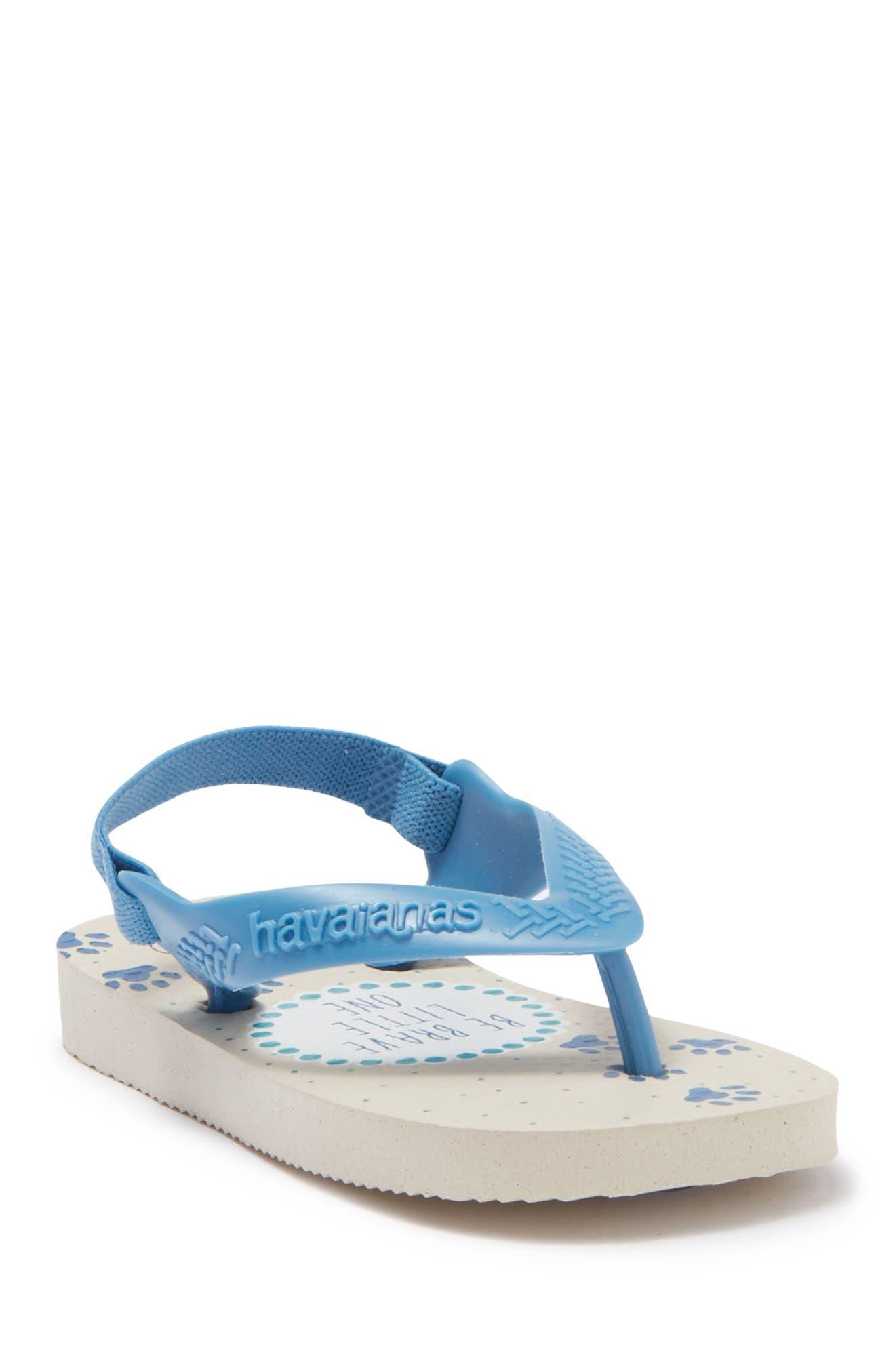 Havaianas Kids Pets Flip Flop Sandals Infant//Toddler