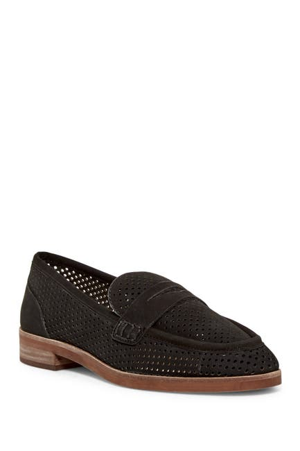 Image of Vince Camuto Kanta Perforated Leather Loafer