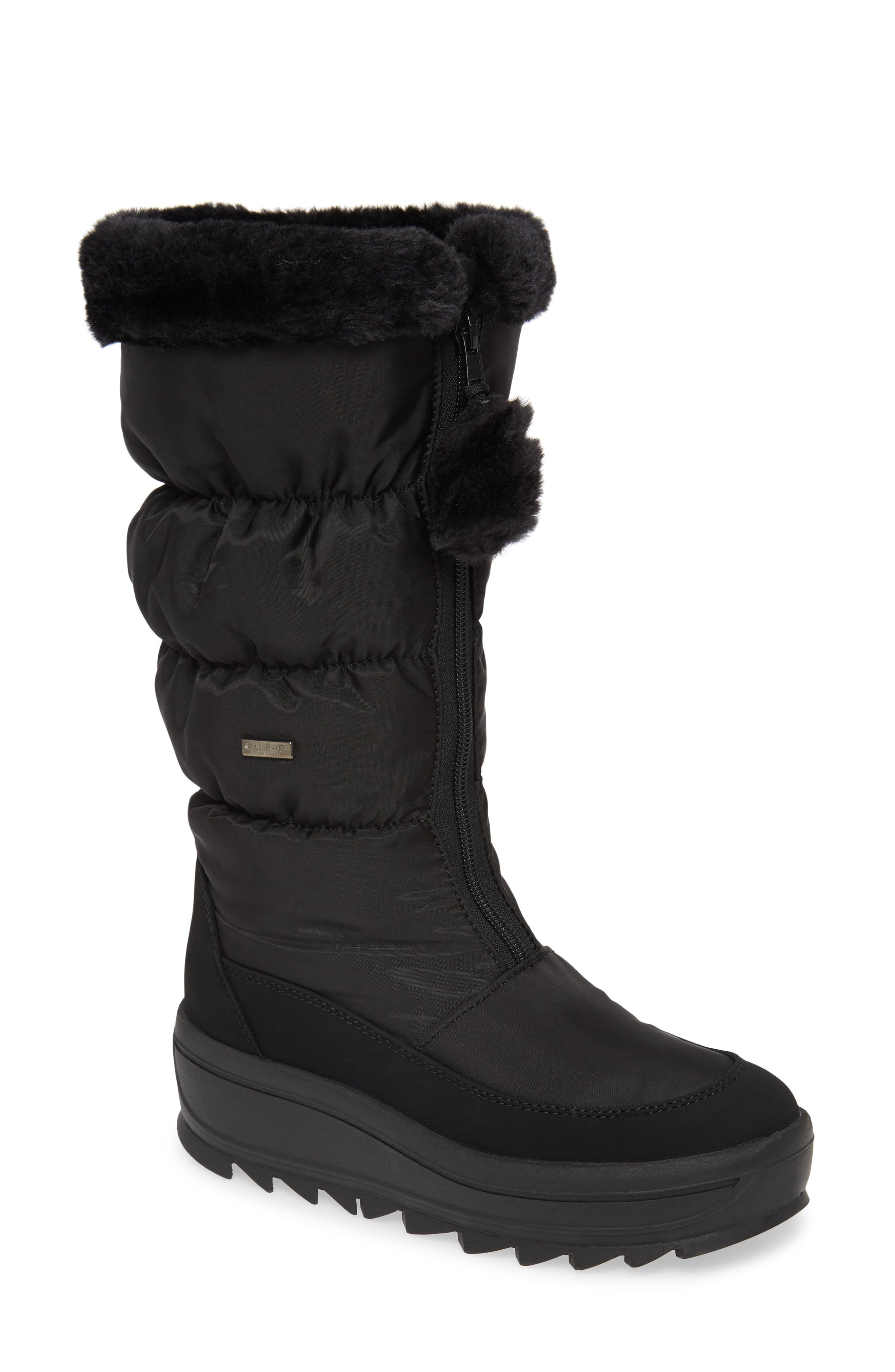 Pajar Toboggan 2.0 Faux Fur Trim Waterproof Insulated Boot (Women)