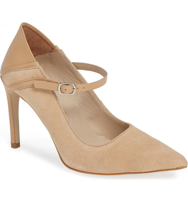 MATISSE Move Lightly Pump, Main, color, NATURAL
