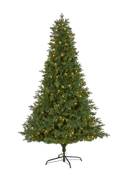 Image of NEARLY NATURAL 7ft. Vermont Fir Artificial Christmas Tree