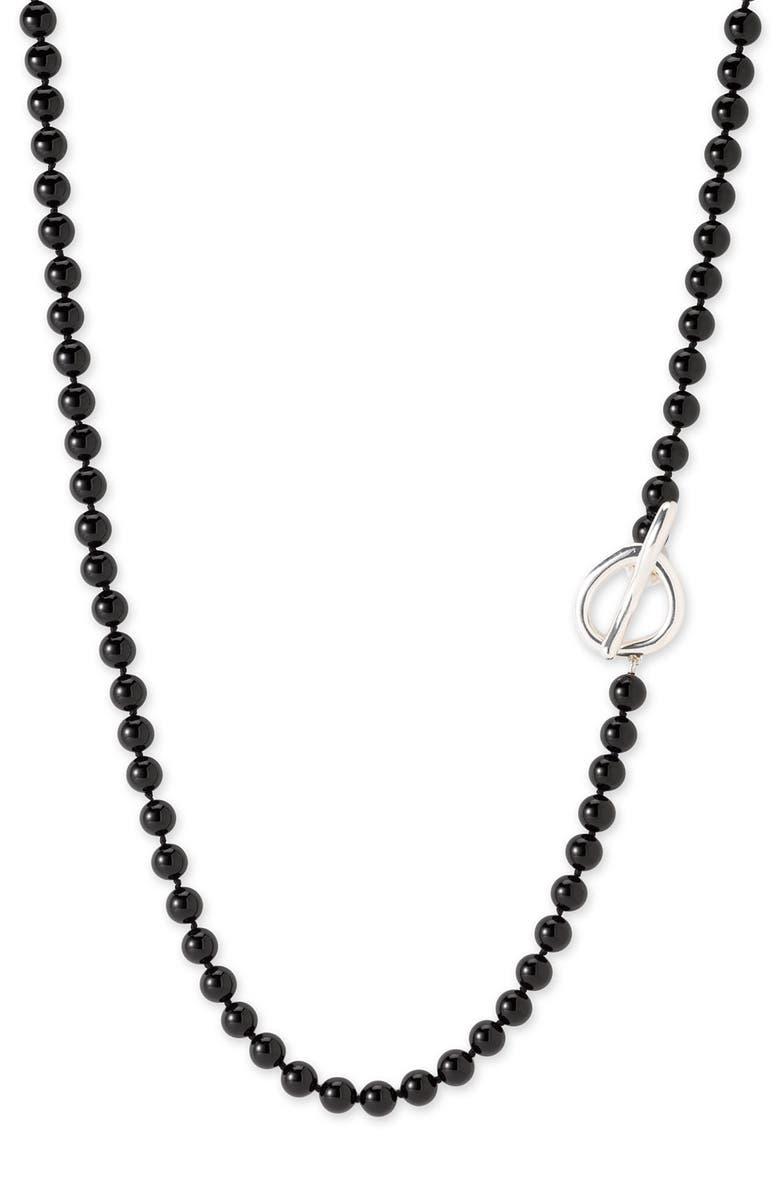 SIMON SEBBAG Freshwater Pearl Long Lariat Necklace, Main, color, 001