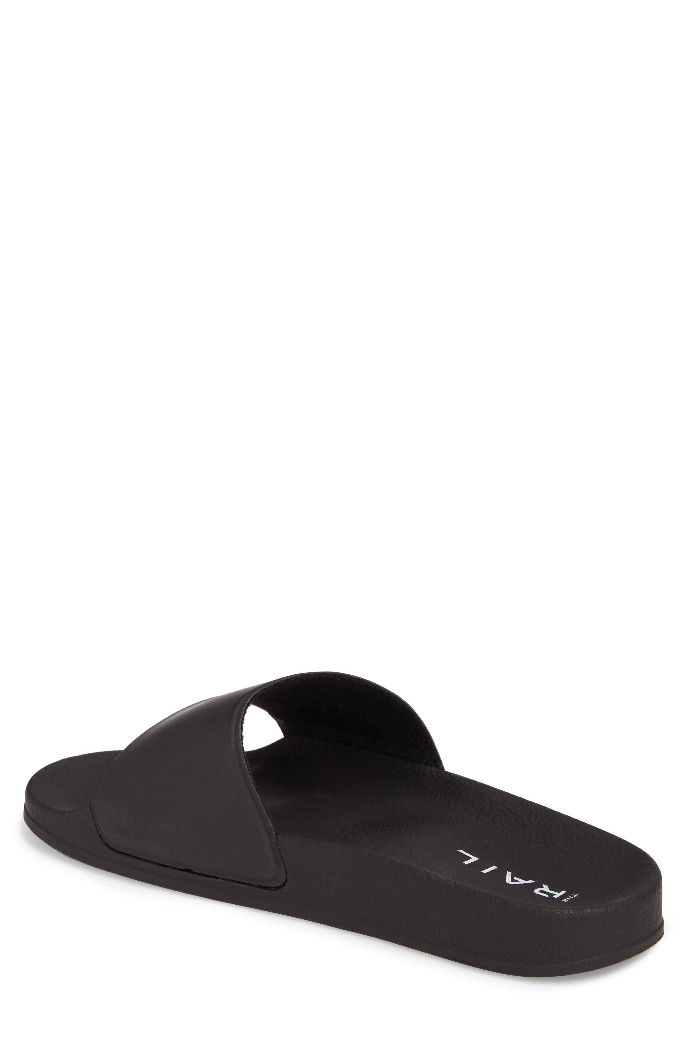 ,                             Bondi Slide Sandal,                             Alternate thumbnail 2, color,                             BLACK