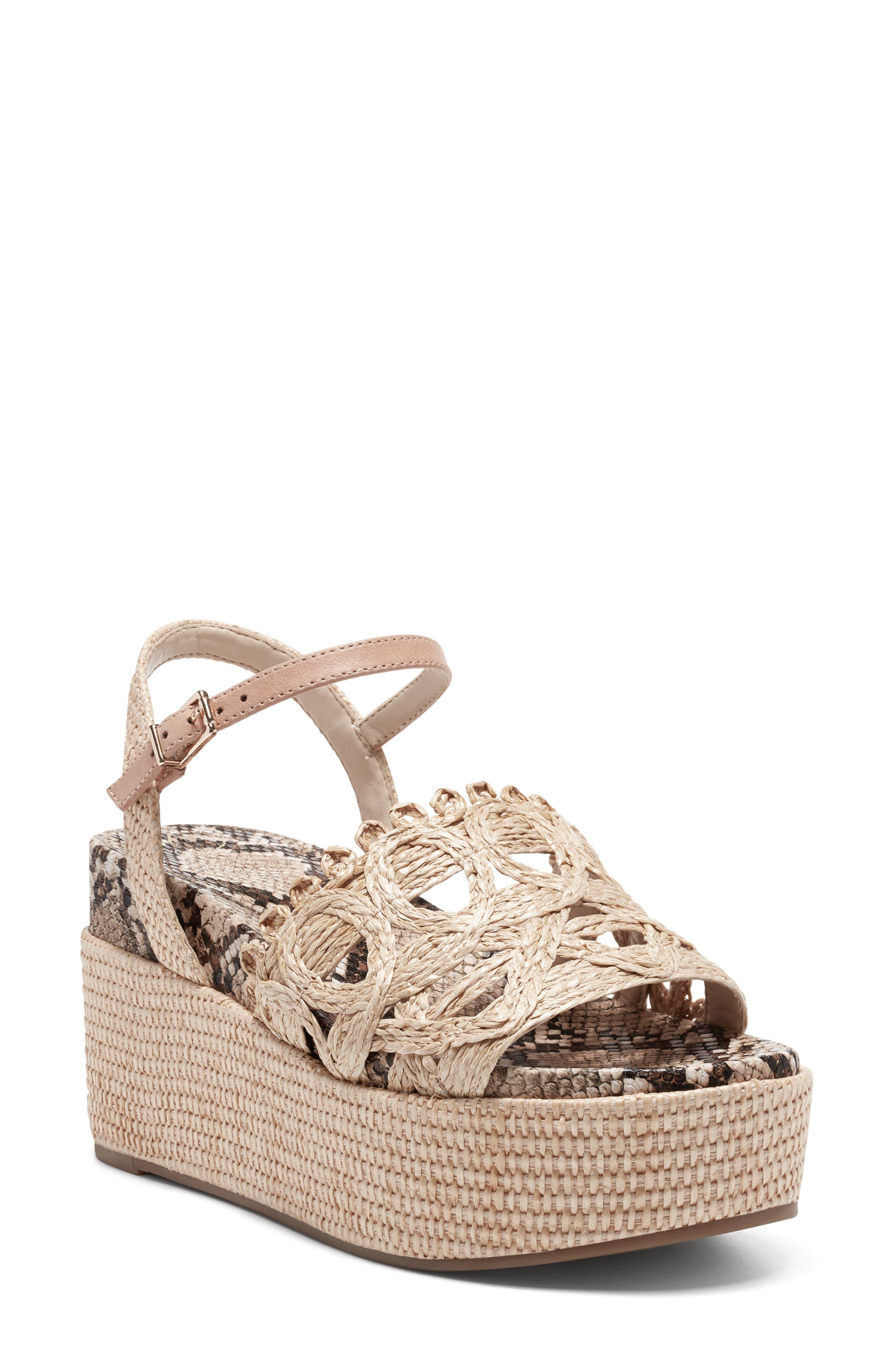 Camilia Platform Sandal