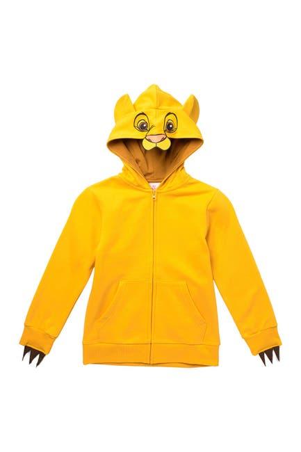 Image of JEM Simba Costume Hoodie