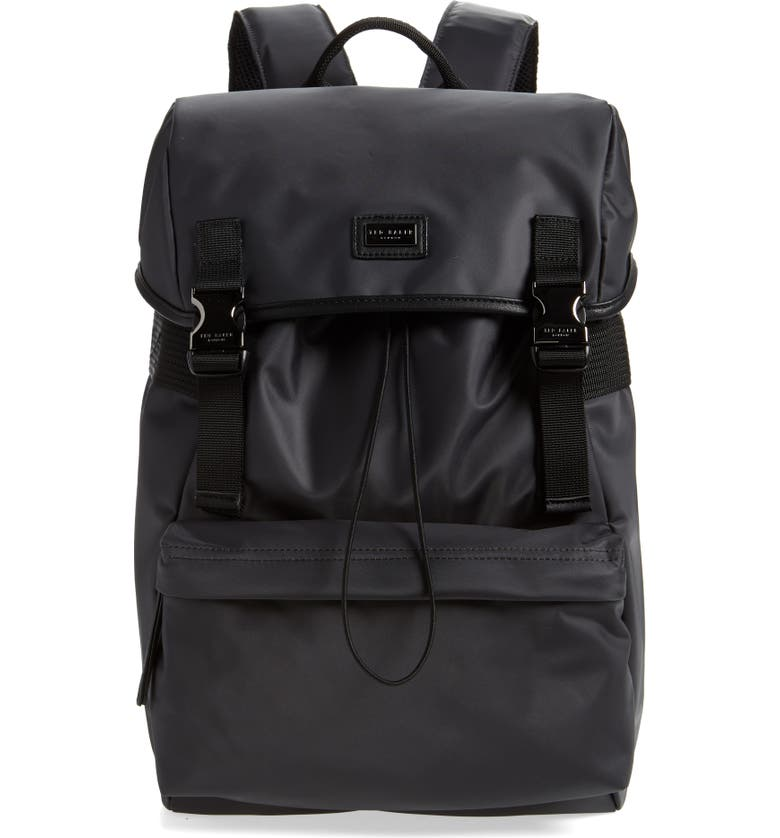TED BAKER LONDON Roads Backpack, Main, color, GREY