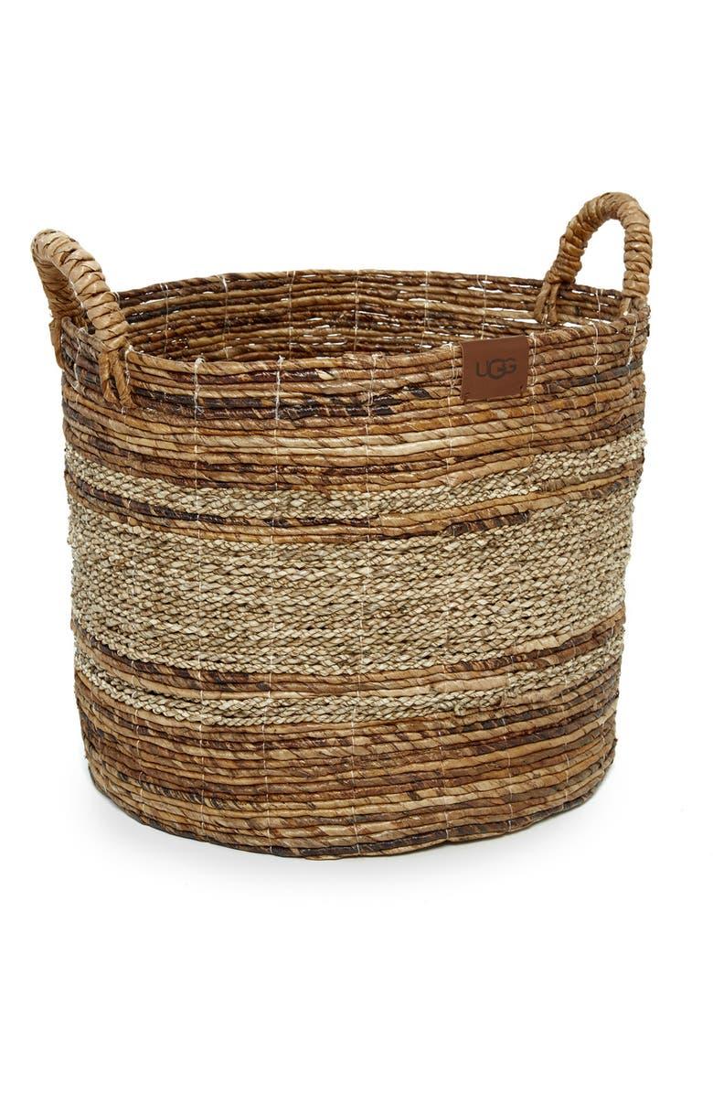 ugg basket