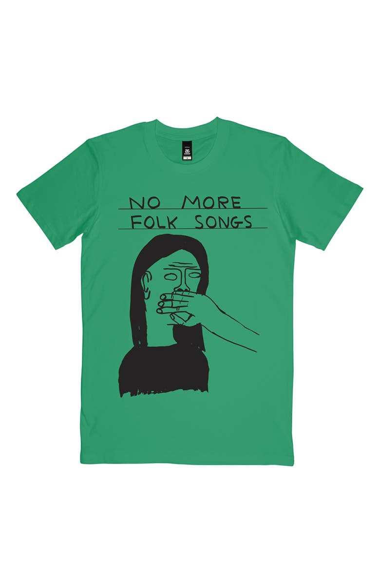 THIRD DRAWER DOWN No More Folk Songs Graphic Tee, Main, color, 300