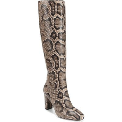 Vince Vita Knee High Boot, Brown (Nordstrom Exclusive)
